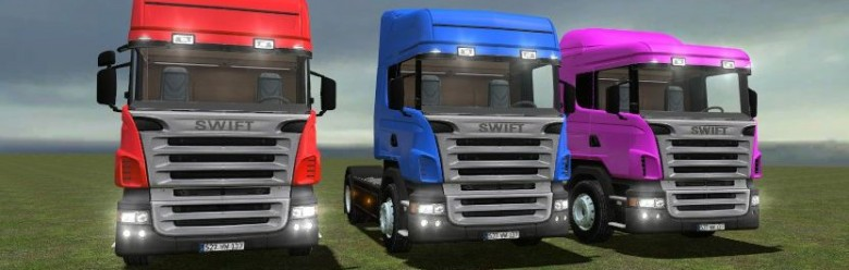 Drivable Scania Trucks Pack For Garry's Mod Image 1