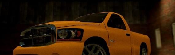 Drivable Dodge Ram SRT10