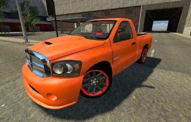 Drivable Dodge Ram SRT10 For Garry's Mod Image 2