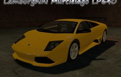 Drivable Lamborghini Murcielag For Garry's Mod Image 1