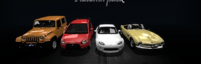 Autumn Car Pack For Garry's Mod Image 1