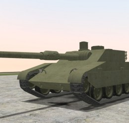 T-1 - ACF tank For Garry's Mod Image 1