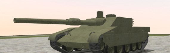 T1 Adder - 30t ACF tank
