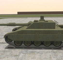 T-1 - ACF tank For Garry's Mod Image 2