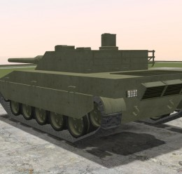 T-1 - ACF tank For Garry's Mod Image 3