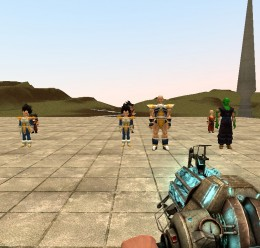 DragonBall npc Pack V2 For Garry's Mod Image 1