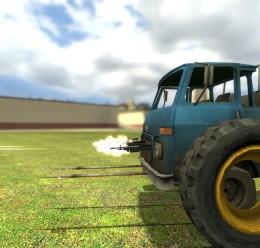 """""""Meatgrinder"""" Truck For Garry's Mod Image 1"""