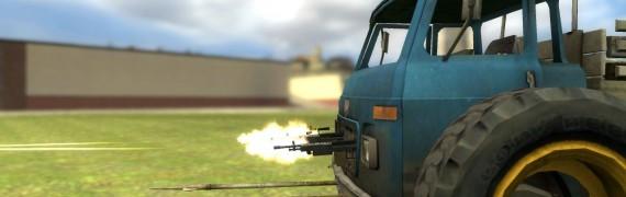 """""""Meatgrinder"""" Truck"""