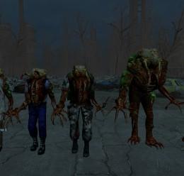 [VJ] Half-Life Zombies SNPCs For Garry's Mod Image 1