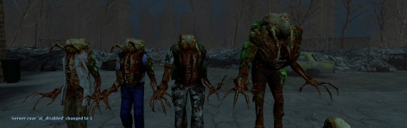[VJ] Half-Life Zombies SNPCs