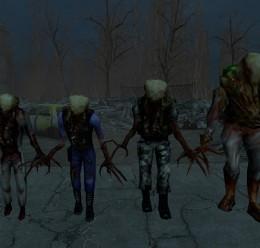 [VJ] Half-Life Zombies SNPCs For Garry's Mod Image 2