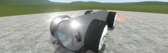 Vehicule Tube (DRIVABLE)