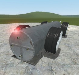 Vehicule Tube (DRIVABLE) For Garry's Mod Image 2