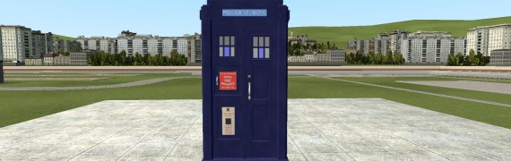 Ambient Tardis Improvement