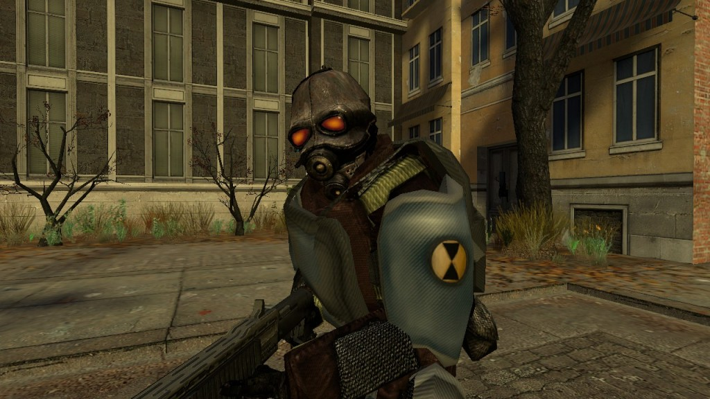 Combine Synth Elite Soldier - Half-Life Wiki