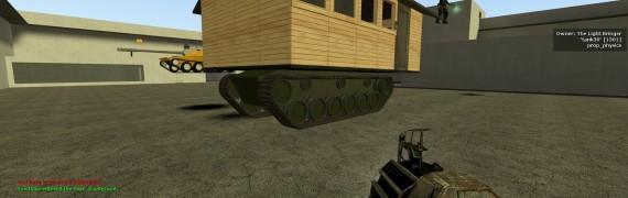 ACF House Tank