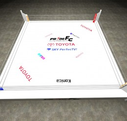 Pride FC and Rizin FF Ring Map For Garry's Mod Image 1