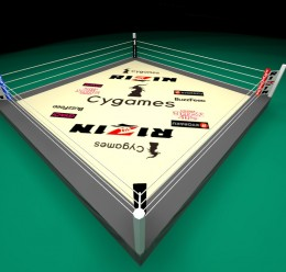 Pride FC and Rizin FF Ring Map For Garry's Mod Image 2