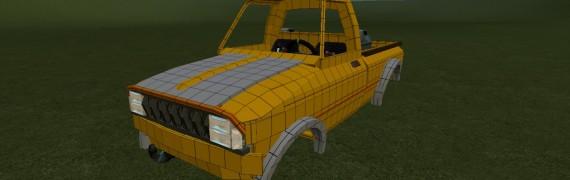 '83 toyota 4x4 short bed body
