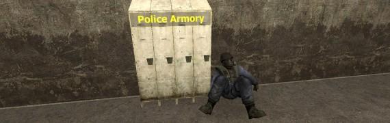 POLICE ARMORY | DARKRP
