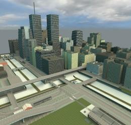 Gm_bigcity_tram For Garry's Mod Image 1