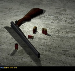 Double Barrel Shotgun For Garry's Mod Image 1