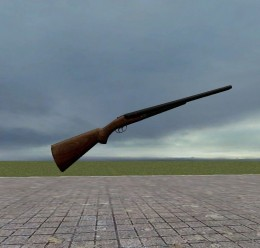 Double Barrel Shotgun For Garry's Mod Image 3