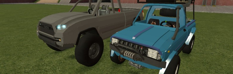 2018 Toyota Tacoma For Garry's Mod Image 1