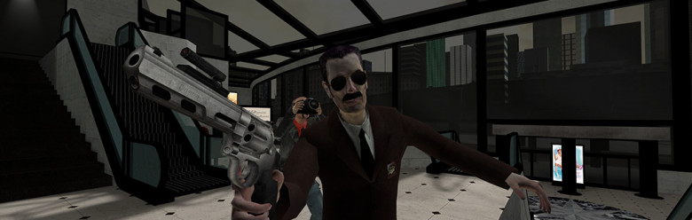 Action HL2 Player Models For Garry's Mod Image 1