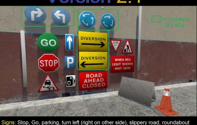 Road Signs Model Pack 2.1 For Garry's Mod Image 1