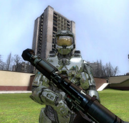 Halo 3 Master Chief For Garry's Mod Image 1