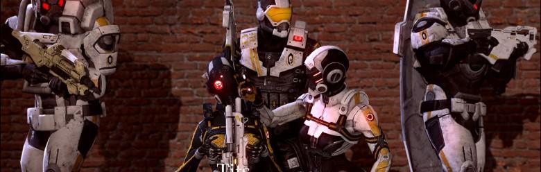 Mass Effect 3 - Cerberus Dudes For Garry's Mod Image 1