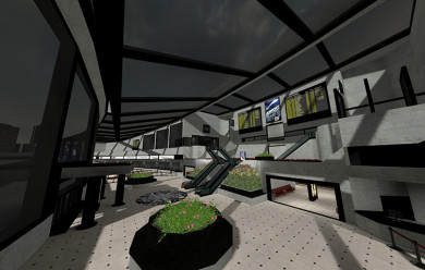 AHL2_Airport For Garry's Mod Image 1