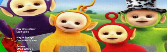 Teletubbies Background