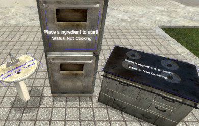 Livacos Baking Addon For Garry's Mod Image 2