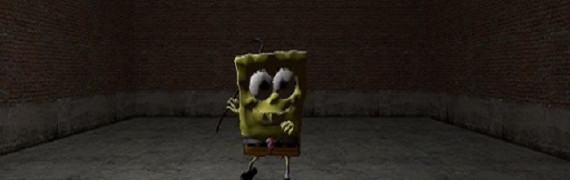 Spongebob playermodel