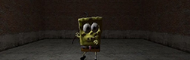 Spongebob playermodel For Garry's Mod Image 1