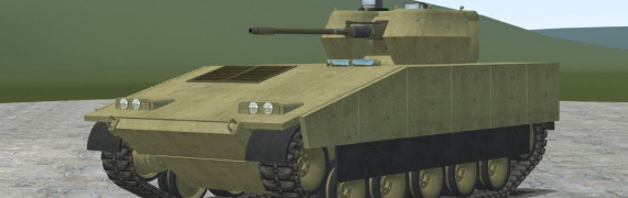 IFV-1 - ACF troop carrier