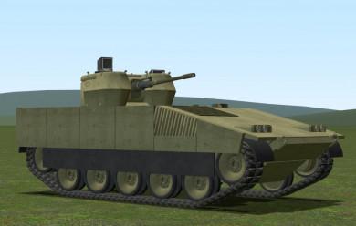 IFV-1 - ACF troop carrier For Garry's Mod Image 2