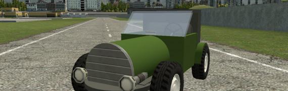 Cipher Motors - I37