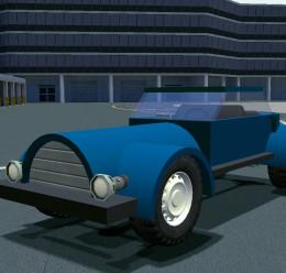 Cipher Motors - Cougar For Garry's Mod Image 1