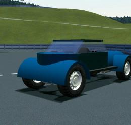 Cipher Motors - Cougar For Garry's Mod Image 2