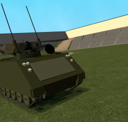 M163 SPAAG For Garry's Mod Image 1