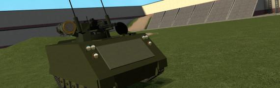 M163 SPAAG