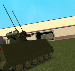 M163 SPAAG For Garry's Mod Image 3