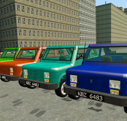 Fiat 126p For Garry's Mod Image 1