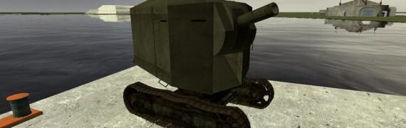 Mid's 40RBL78 MA Field Gun