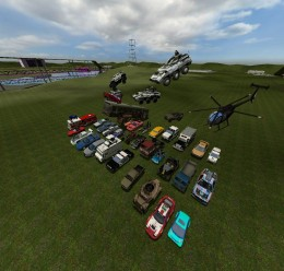 cars.zip For Garry's Mod Image 2