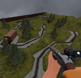 tf2_train_deathmatch.zip For Garry's Mod Image 3