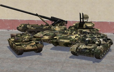 World in Conflict - USSR For Garry's Mod Image 1